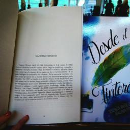 Desde el Tintero libro publicado (2016)