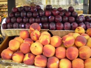 Fruit store in Brooklyn